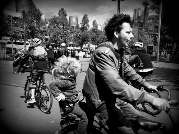 Amsterdam Dad